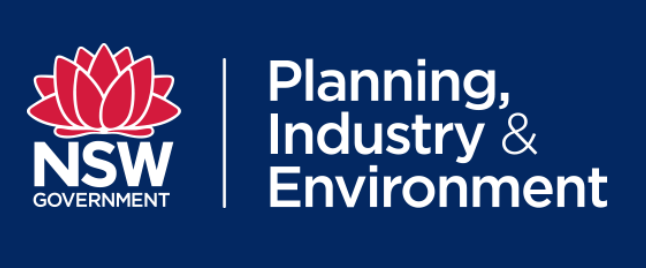 NSW Department of Planning, Industry and Environment